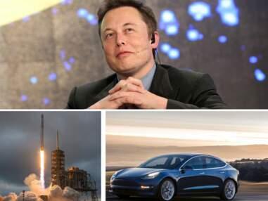 Hyperloop, colonisation de Mars, tunnels anti-bouchons... les 11 projets fous d'Elon Musk
