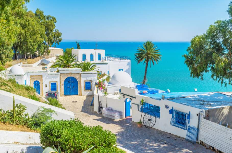 4. Tunisie, réservations en hausse de 55% sur un an