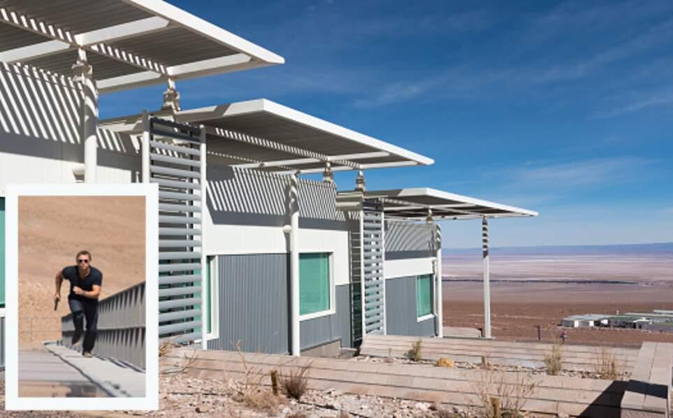 Le désert d'Atacama (Chili)