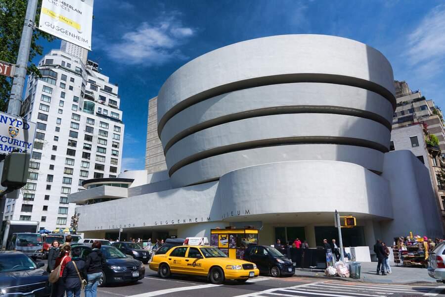 Le musée Guggenheim de New York