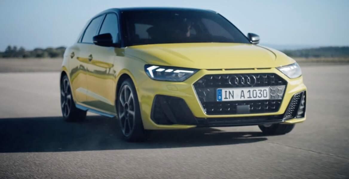 Audi A1 Sportback, la citadine se met au sport