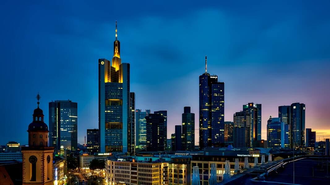 Risque de turbulences pour les banques allemandes