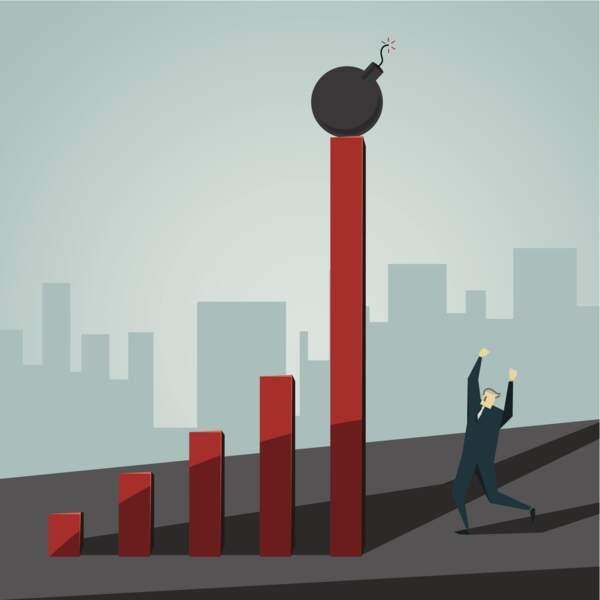 Comment le marché américain du crédit pourrait provoquer - ou amplifier - une crise majeure