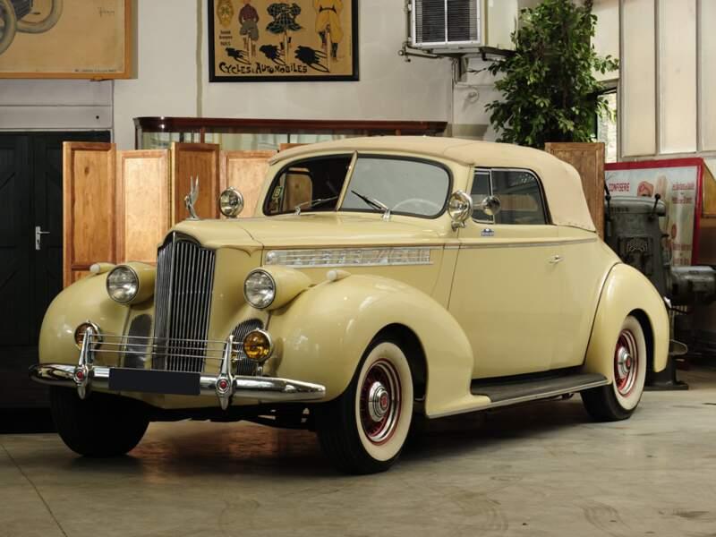 Packard Type 120 Cabriolet de Steve McQueen