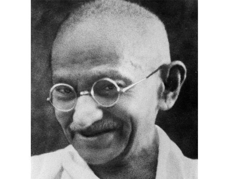 Mohandas Gandhi (1869-1948), artisan de l'indépendance de l'Inde