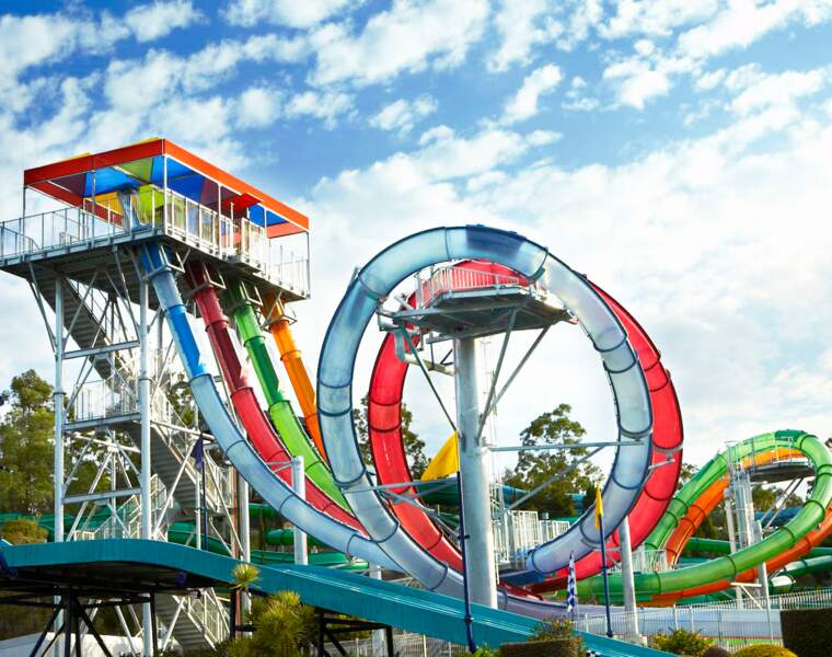 Le Wet 'n' Wild Gold Coast, Australie