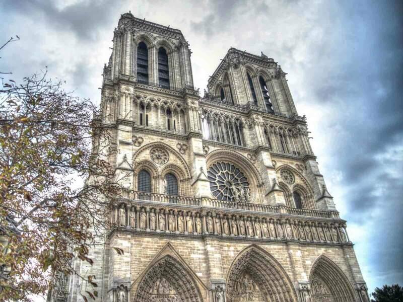 Des projets pour restaurer Notre-Dame