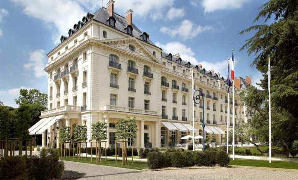 Irlande : Trianon Palace, Versailles