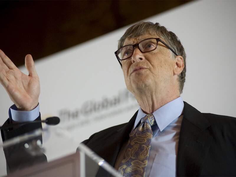 Bill Gates, Microsoft : le père de Windows ne jette pas l'argent par les fenêtres