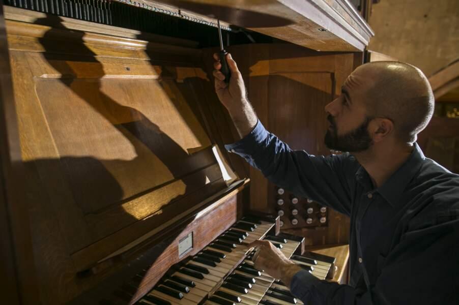 5.Facteur d'orgues, l'ami des tuyaux