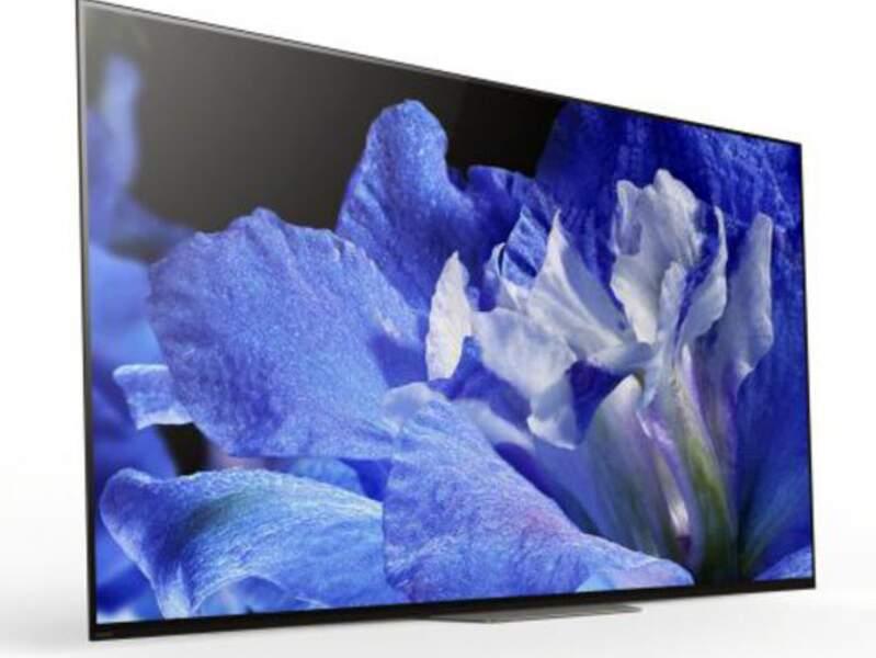 Sony KD-55AF8 : le son et l'image