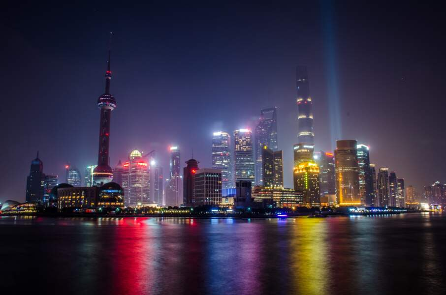 La croissance chinoise a souffert