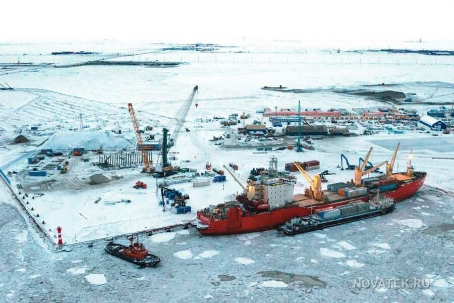 Un port dédié qui servira aussi à l'exportation du GNL