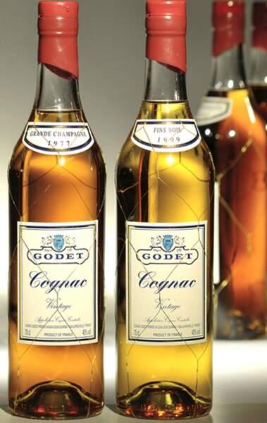 395 € Cognacs vintage