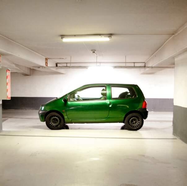 4.Laissez votre voiture au parking en permanence