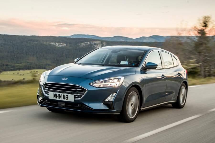 6 - Ford Focus (8.322 ventes)