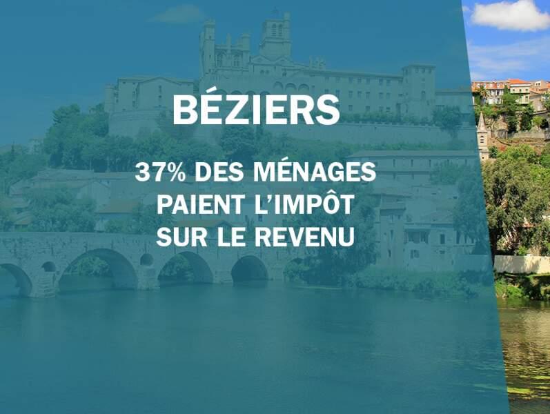 Béziers (34 500)