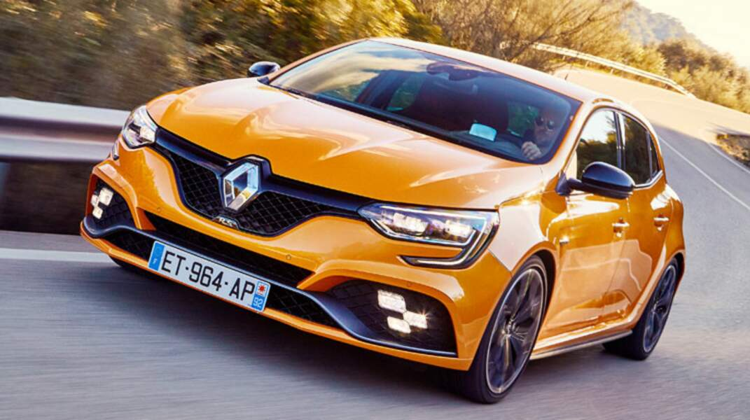 N° 9 : Renault Mégane