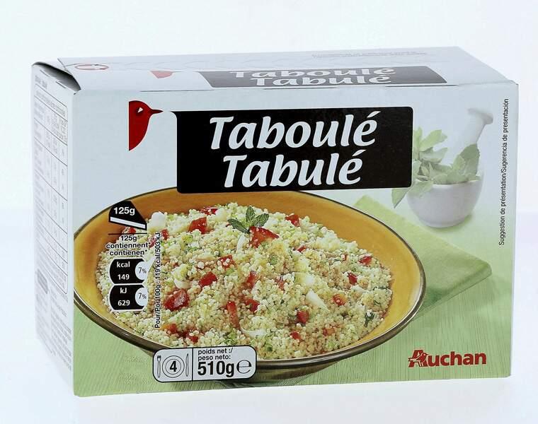 Auchan - Taboulé