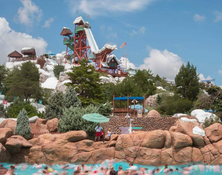 Le Blizzard Beach, Etats-Unis