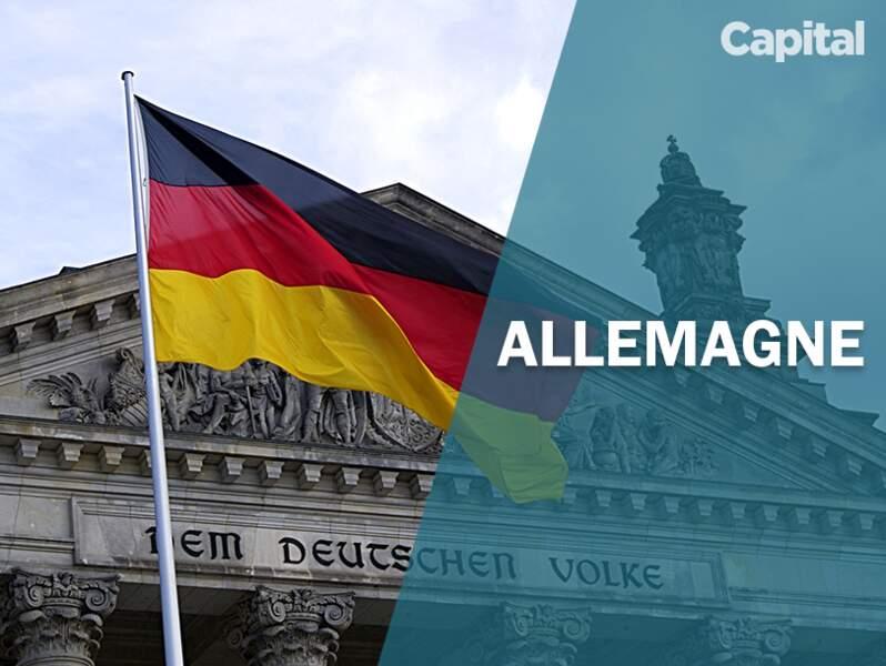 Allemagne : 4.605 radars