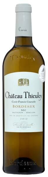 Bordeaux 2012, Château Thieuley, cuvée Francis Courselle