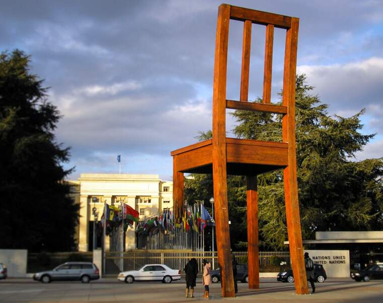 Genève : la ville de la paix