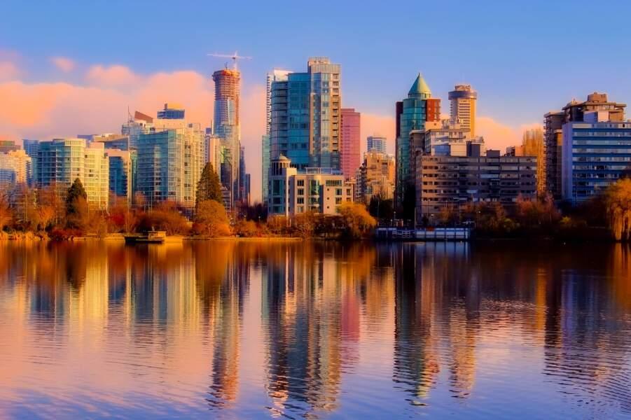 3ème ex-aequo : Vancouver