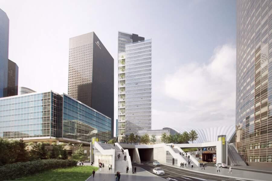 Tour Trinity : début des travaux imminent pour cette tour à 308 millions d'euros