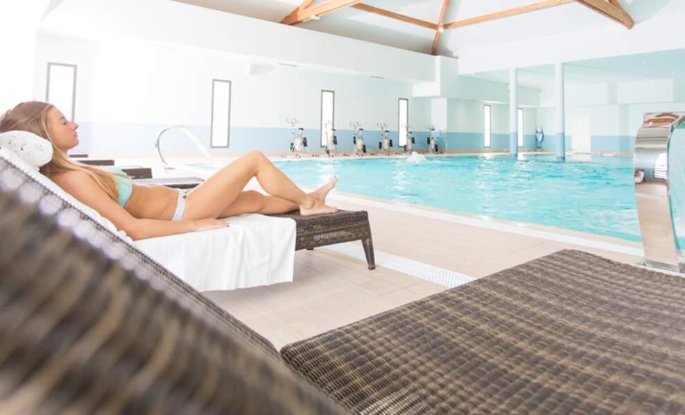 Suisse : Vichy Spa Hôtel, Juvignac