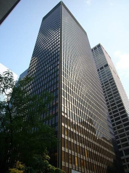 Le Seagram Building