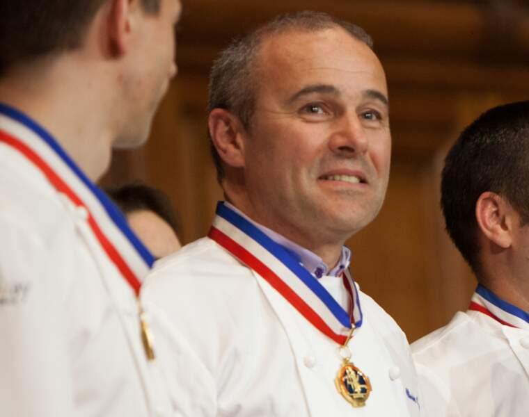 Olivier Magne, boulanger à Paris
