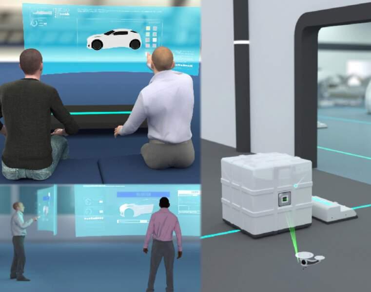 L'usine du futur selon PSA