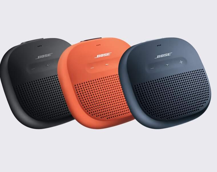 Bose SoundLink Micro : elle résiste aux chocs