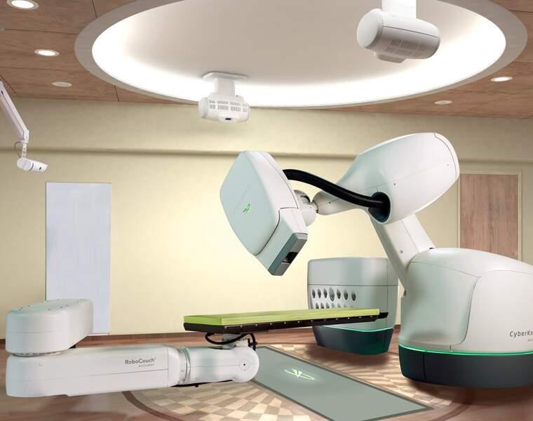 Des robots pour mieux doser les radiations