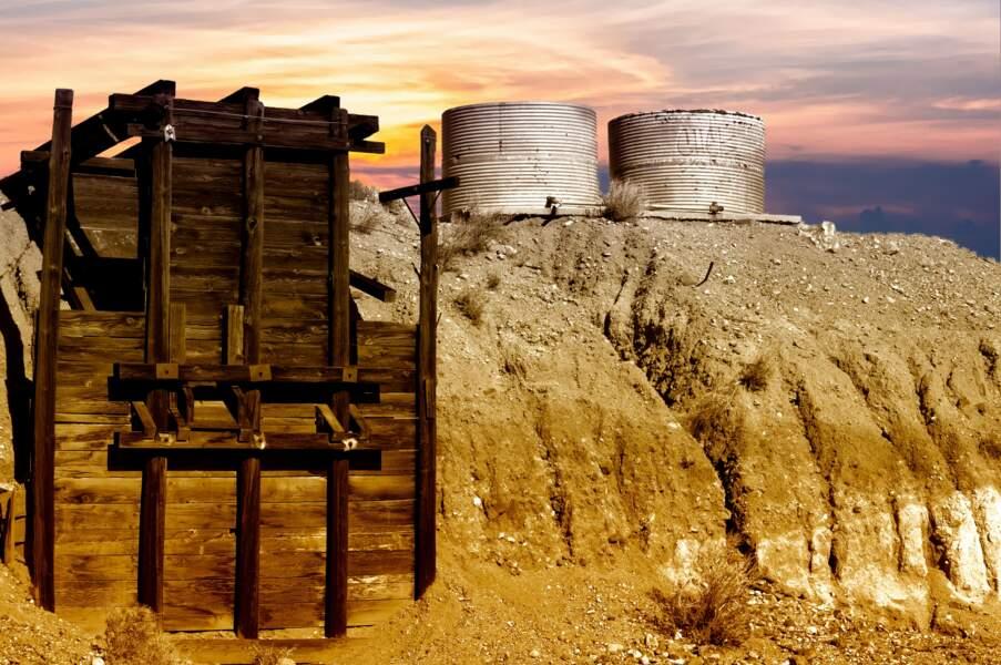 187.200 tonnes d'or extraites sur terre (depuis les origines)...