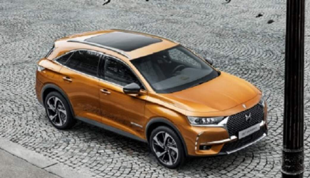 DS7 Crossback
