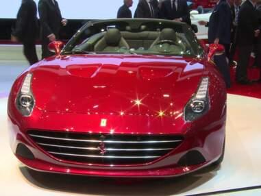 Les plus belles voitures de luxe au salon de Genève 2014