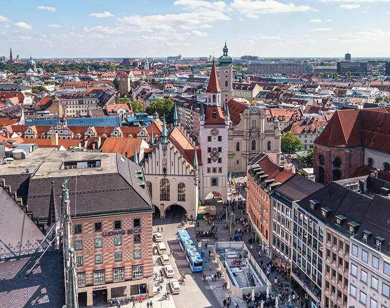 3ème : Munich