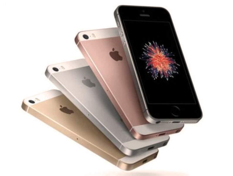 Pour les fans de petits formats : l'iPhone SE