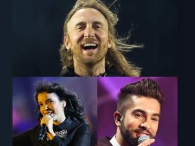 David Guetta, Indila et Kendji Girac en tête des ventes d'albums à l'étranger