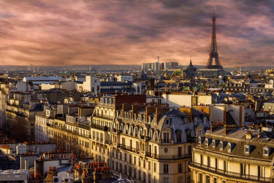Un lingot vaut 4m2 d'immobilier parisien