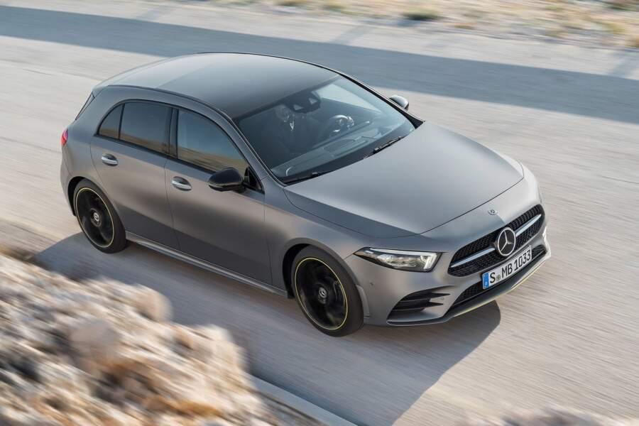 5 - Mercedes Classe A (11.821 ventes)