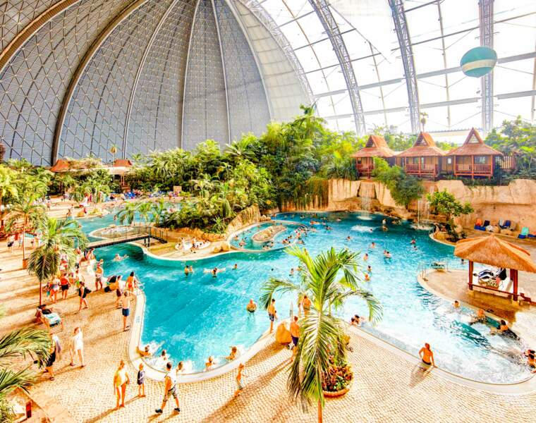 Les Tropical Islands, Allemagne