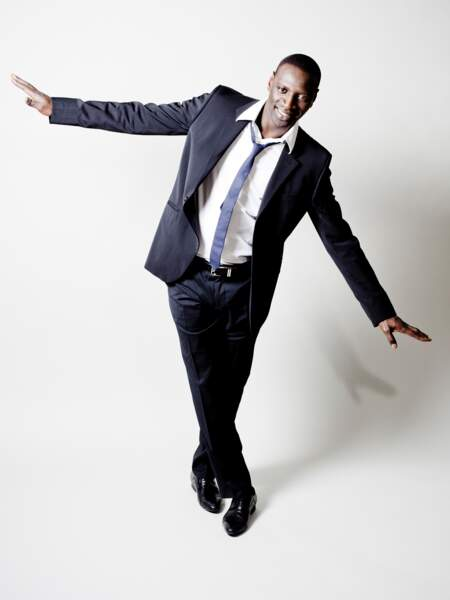N°2 Omar Sy («Demain tout commence»)