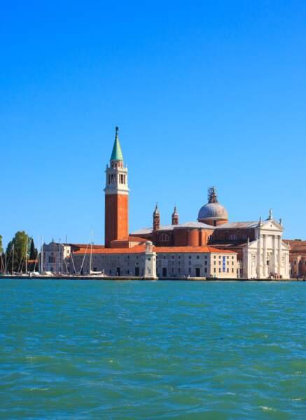 La basilique San Giorgio Maggiore