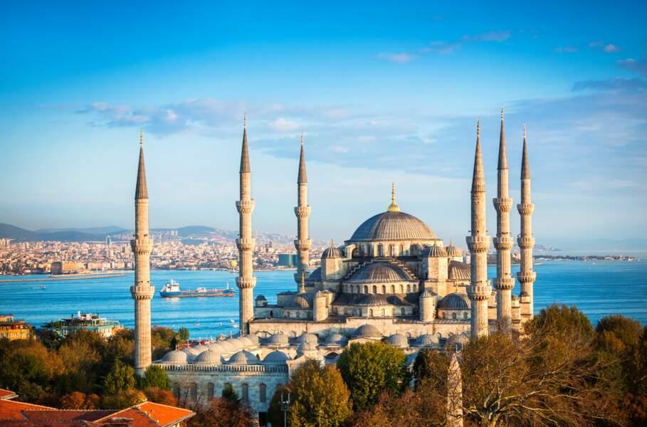 7. Turquie, réservations en hausse de 64% sur un an