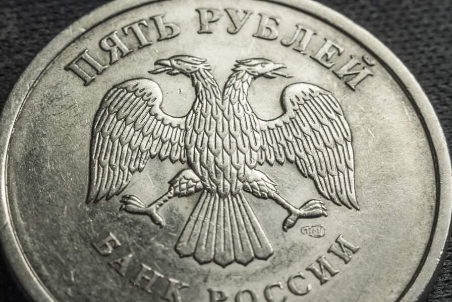 Un moyen de soutenir le rouble, mis à mal par les sanctions américaines