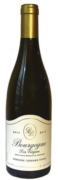 Bourgogne 2013, Domaine Bernard-Bonin, Les Vergers