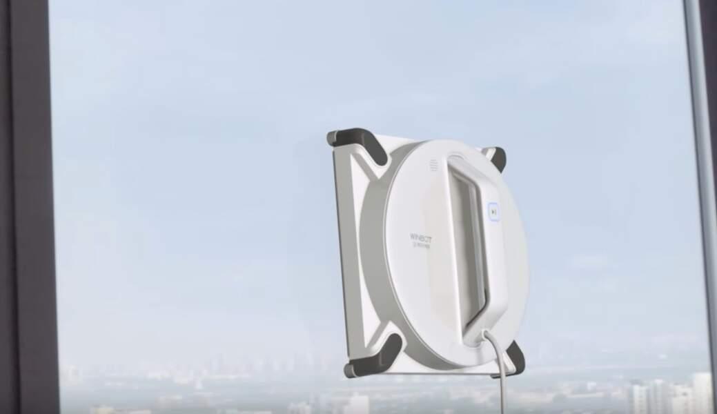Winbot, le robot lave-vitres